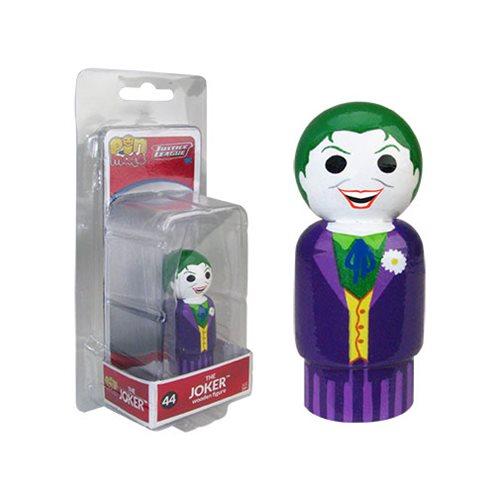 The Joker Classic Pin Mate Wooden Figure