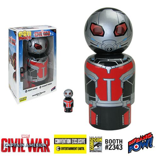 Ant-Man and Giant Man Pin Mate Set of 2-Convention Exclusive