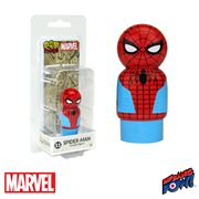 Spider-Man Pin Mate Wooden Figure
