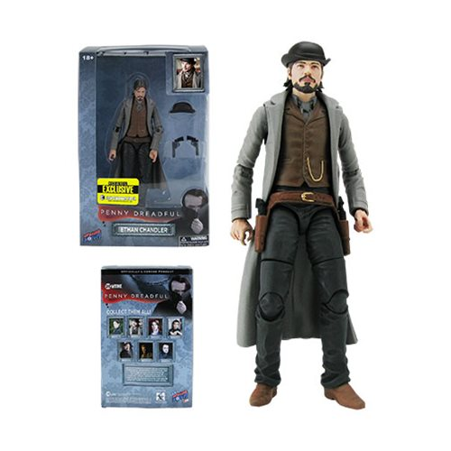 Penny Dreadful Ethan 6-Inch Action Figure - Convention Excl.