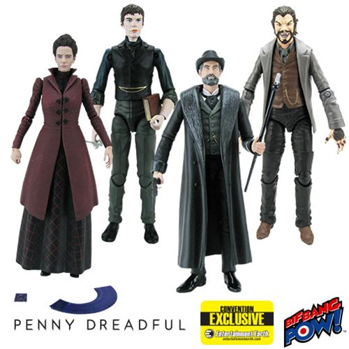 Penny Dreadful 6-Inch Action Figure Case Series 1
