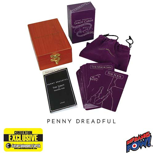 Penny Dreadful Tarot Cards Set of 78 - Convention Exclusive