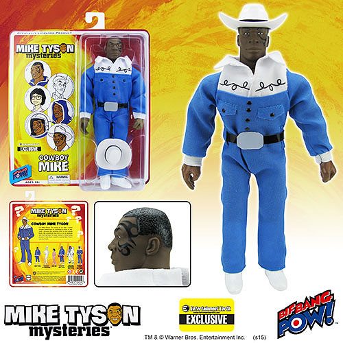 Giddyup with Mike Tyson Exclusive Action Figure