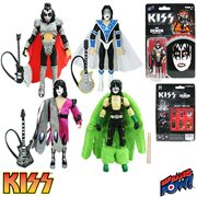 Kiss Dynasty 3 3/4-Inch Action Figures Series 2 Set