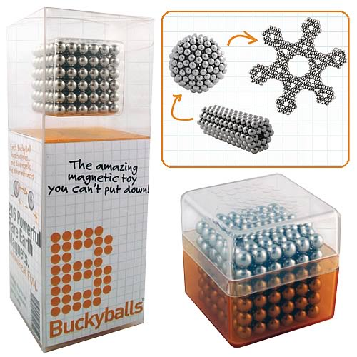 Buckyballs Magnetic Toy