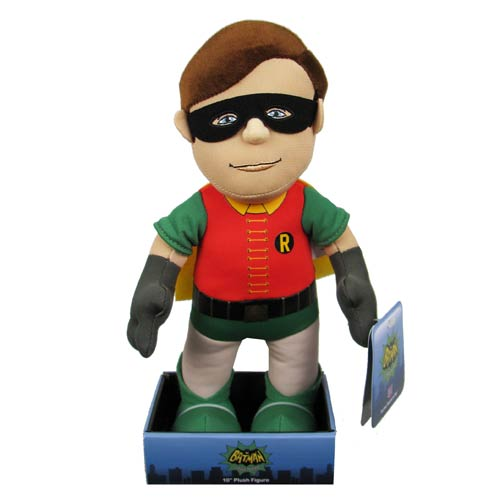 Batman 1966 TV Series Robin 10-Inch Plush
