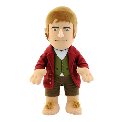 The Hobbit Bilbo Baggins 10-Inch Plush