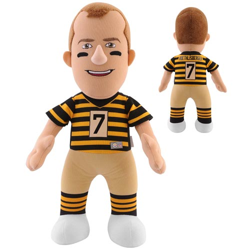 NFL Pittsburgh Steelers Ben Roethlisberger 10-Inch Plush