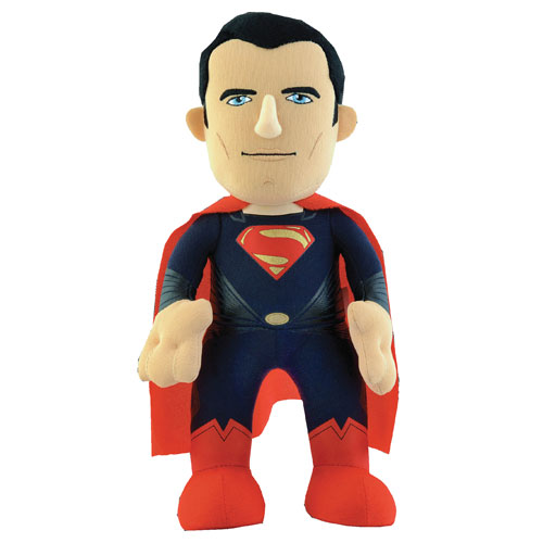 Superman Man of Steel Movie 10-Inch Plush