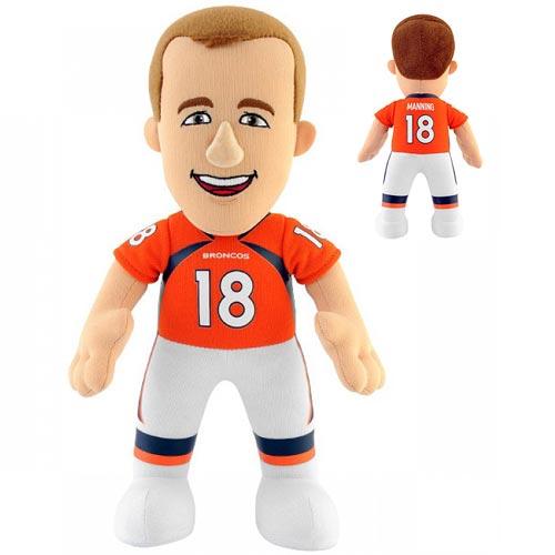 NFL Denver Broncos Peyton Manning 10-Inch Plush Figure