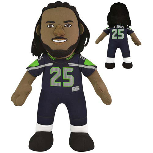 NFL Seattle Seahawks Richard Sherman 10-Inch Plush Figure