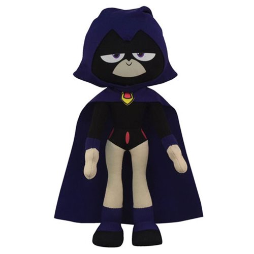 Teen Titans Raven Toy 3