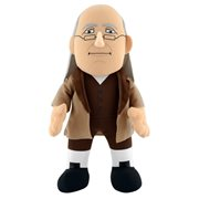 Benjamin Franklin 10-Inch Plush Figure