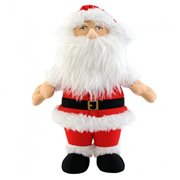Santa Claus 10-Inch Plush Figure