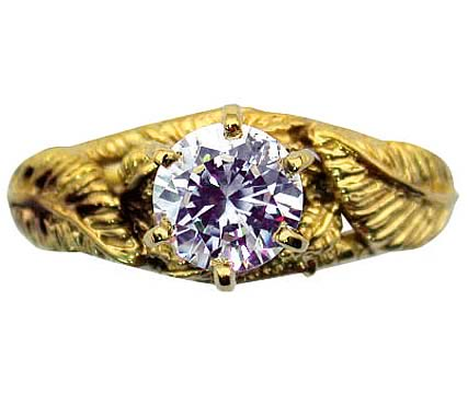 Galadriel's Ring: Gold Nenya