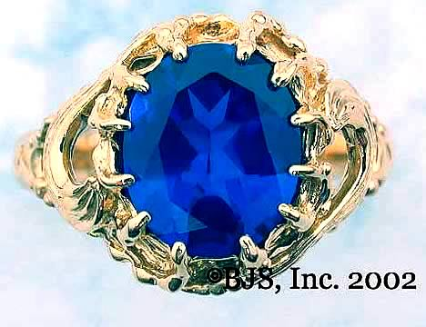 Elrond's Ring: Gold Vilya
