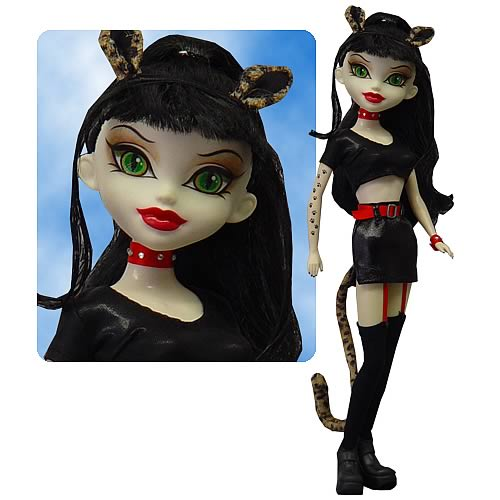 Bleeding Edge Goths Series 7 Katerina Morreau Doll