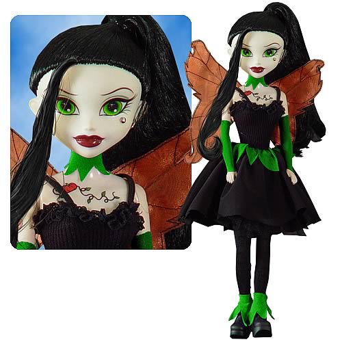 Bleeding Edge Goths Series 7 Olivia O'Lantern Doll