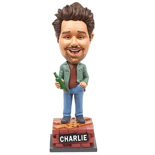 It's Always Sunny Charlie Series 2 Talking Bobble Head