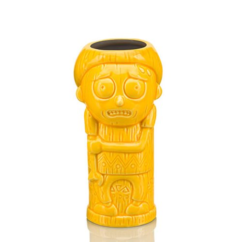 Rick and Morty Morty 13 oz. Geeki Tikis Mug