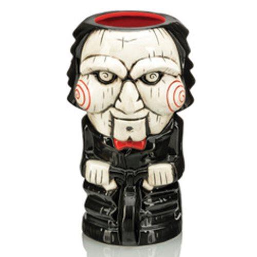 UPC 850003793382 product image for Saw Billy the Puppet 19 oz. Geeki Tikis Mug | upcitemdb.com