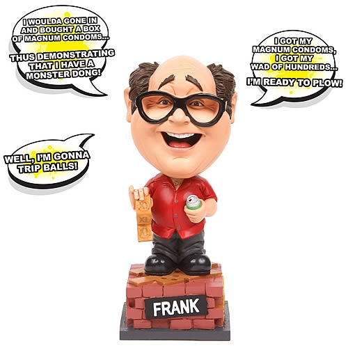 It's Always Sunny in Philadelphia Frank Talking Bobble Head