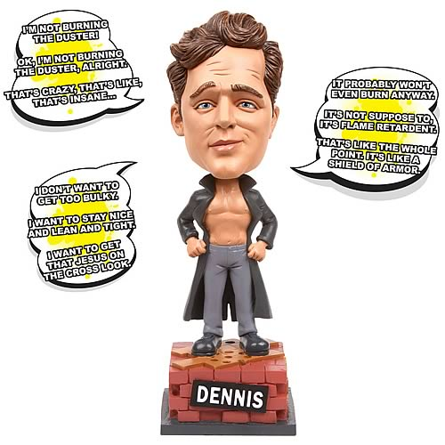 It's Always Sunny in Philadelphia Dennis Talking Bobble Head