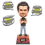 It's Always Sunny in Philadelphia Mac Talking Bobble Head