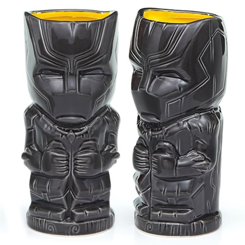 Black Panther 16 oz. Geeki Tiki Mug