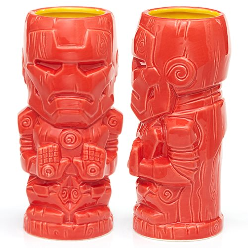 Iron Man 15 oz. Geeki Tiki Mug