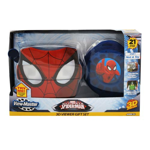 Spider-Man View Master Gift Set