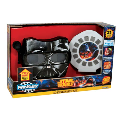 Star Wars Darth Vader Revenge of the Sith View Master Set
