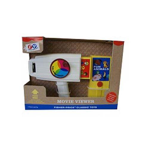 Fisher-Price Retro Toy Movie Viewer
