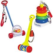 Fisher-Price Key Chains Series 1 Set