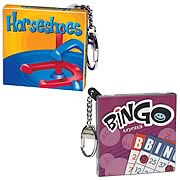Classic Games Key Chains Series 2 Set