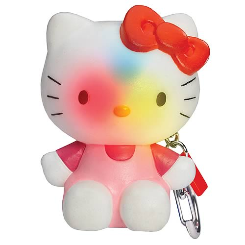 Hello Kitty Rainbow Kitty Key Chain