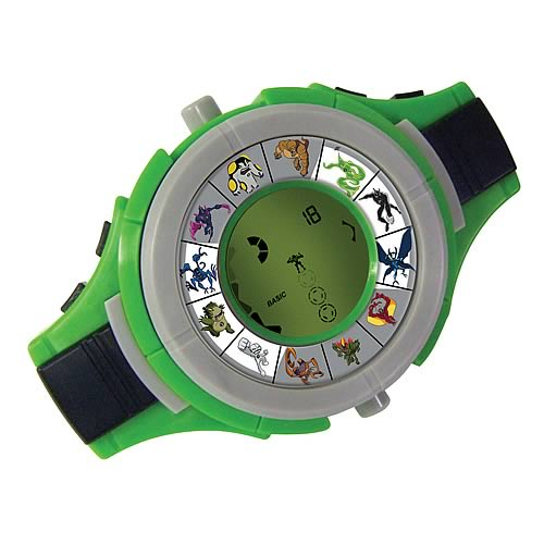 Ben 10 Alien Force Electronic Omnitrix Handheld Game