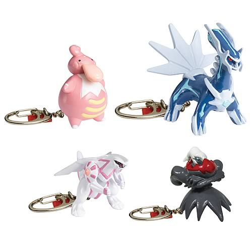 Pokemon Series 17 Keychain Set