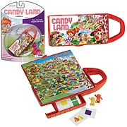 Candy Land Carabiner Travel Game