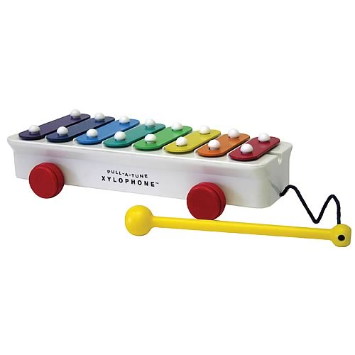 Fisher-Price Classic Pull-A-Tune Xylophone