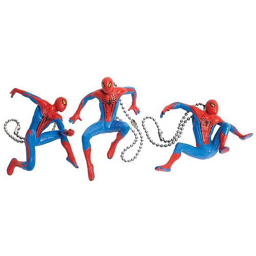 Amazing Spider-Man Mini Key Chain Case