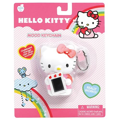 Hello Kitty Moody Kitty Key Chain