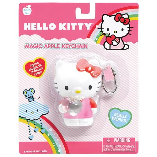 Hello Kitty Keys Hello Kitty Magic Apple Key