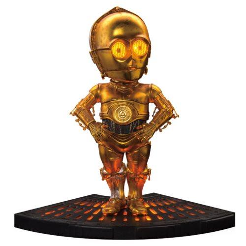 Star Wars C-3PO Egg Attack Statue