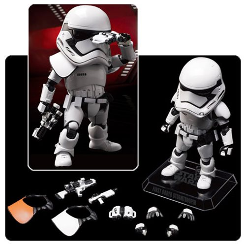 Star Wars: TFA First Order Stormtrooper Egg Attack Figure