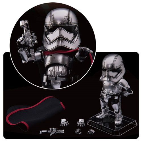 The Force Awakens to a New Captain Phasma Action Figure