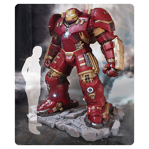 Age of Ultron Iron Man Hulkbuster Life Size Sculpture