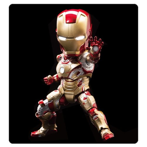 Iron Man 3 Mark 42 Egg Attack Action Figure