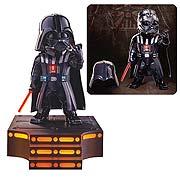 Star Wars Empire Strikes Back Darth Vader Egg Attack Statue
