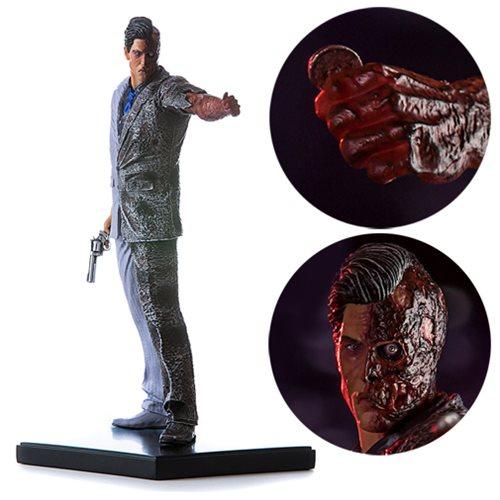 Batman: Arkham Knight Two-Face 1:10 Scale Statue